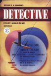 Detective Story Magazine, October 1948