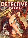 Detective Tales, October 1952