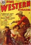 Dime Western Magazine, July 15, 1935