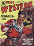 Dime Western Magazine, February 1946