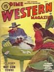 Dime Western Magazine, May 1946