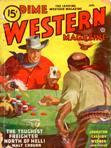 Dime Western Magazine, January 1947