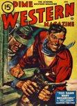 Dime Western Magazine, January 1948