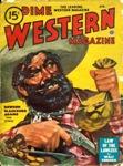 Dime Western Magazine, April 1948