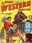 Dime Western Magazine, December 1949