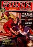 Detective Yarns, October 1939