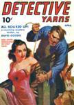 Detective Yarns, April 1941