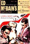 Ed McBain's Mystery Book #1, 1960