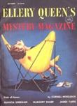Ellery Queen's Mystery Magazine, October 1954