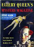 Ellery Queen's Mystery Magazine, May 1956