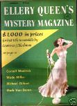Ellery Queen's Mystery Magazine, September 1956