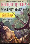 Ellery Queen's Mystery Magazine, October 1957