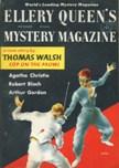 Ellery Queen's Mystery Magazine, November 1957
