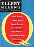 Ellery Queen's Mystery Magazine, June 1961