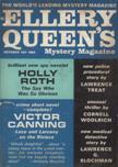 Ellery Queen's Mystery Magazine, October 1964