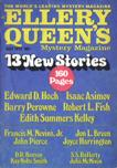 Ellery Queen's Mystery Magazine, July 1974