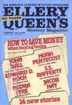 Ellery Queen's Mystery Magazine, February 1976
