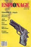 Espionage Magazine, February 1985