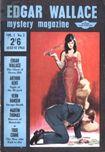 Edgar Wallace Mystery Magazine, August 1964
