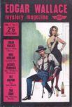 Edgar Wallace Mystery Magazine, September 1964