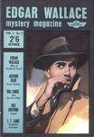 Edgar Wallace Mystery Magazine, October 1964