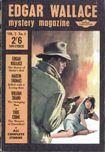 Edgar Wallace Mystery Magazine, November 1964