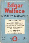 Edgar Wallace Mystery Magazine, February 1966