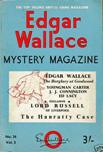 Edgar Wallace Mystery Magazine, July 1966