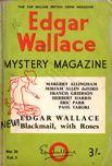 Edgar Wallace Mystery Magazine, September 1966
