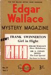 Edgar Wallace Mystery Magazine, October 1966
