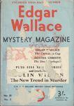 Edgar Wallace Mystery Magazine, December 1966