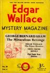Edgar Wallace Mystery Magazine, January 1967