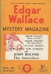 Edgar Wallace Mystery Magazine, March 1967