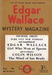 Edgar Wallace Mystery Magazine, May 1967