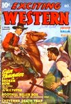 Exciting Western Stories, October 1944