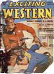 Exciting Western Stories, May 1951