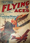 Flying Aces, April 1929