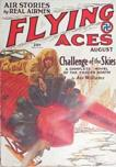 Flying Aces, August 1929