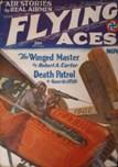 Flying Aces, November 1929