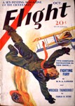 Flight Stories Magazine, October 1929