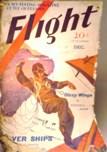 Flight Stories Magazine, December 1929