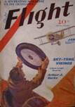 Flight Stories Magazine, January 1930