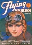 Flying Stories, February 1929