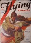 Flying Stories, February 1930