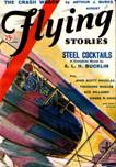 Flying Stories, August 1930