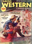 Famous Western Stories, March 1938