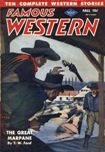 Famous Western Stories, Fall 1945