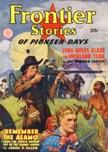 Frontier Stories, Spring 1937