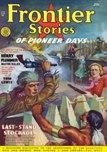 Frontier Stories, Winter 1937