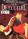 Gem Detective, Fall 1946